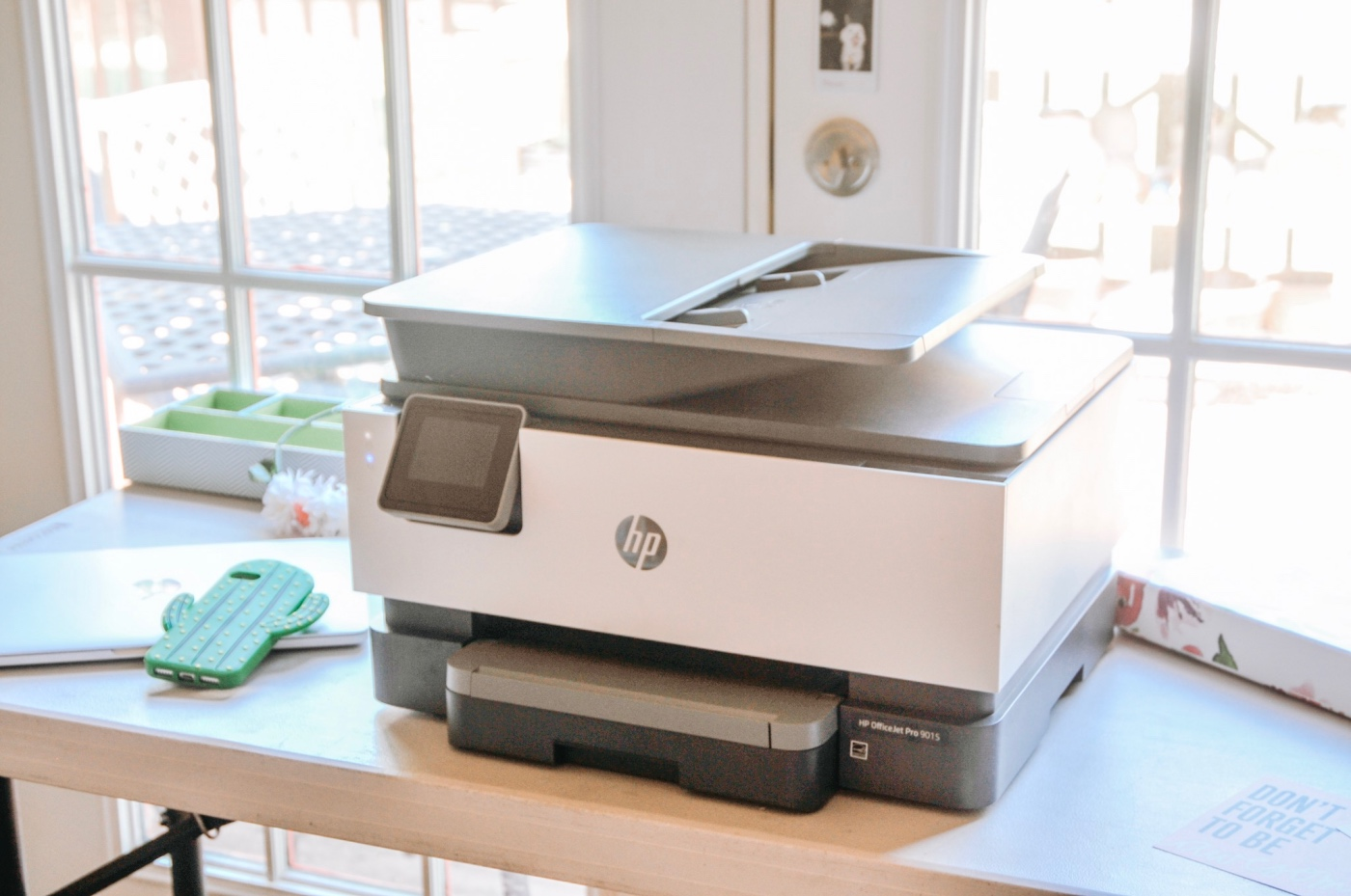 close up with the hp officejet pro pop shop america