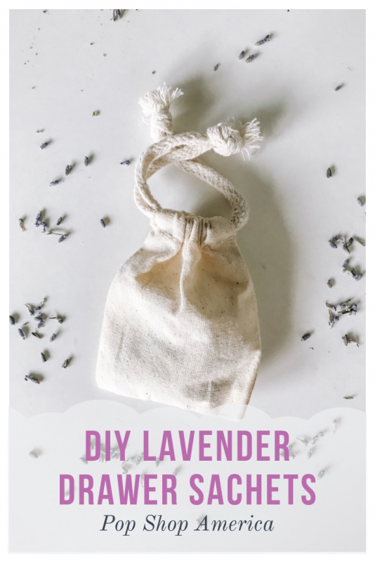 easy diy lavender drawer sachets pop shop america