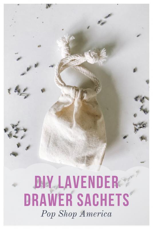 easy diy lavender drawer sachets pop shop america