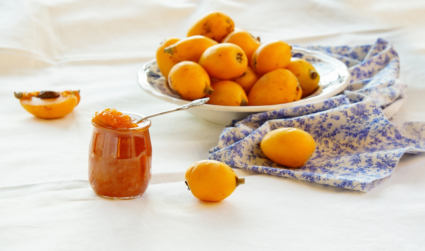 homemade loquat jam recipe by pop shop america