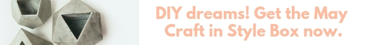 may craft in style arts and crafts subscription box