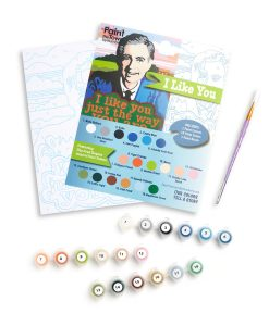 mister rogers adult paint by numbers pop shop america