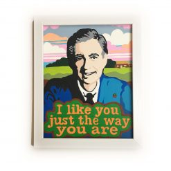 mister rogers paint by numbers art supplies