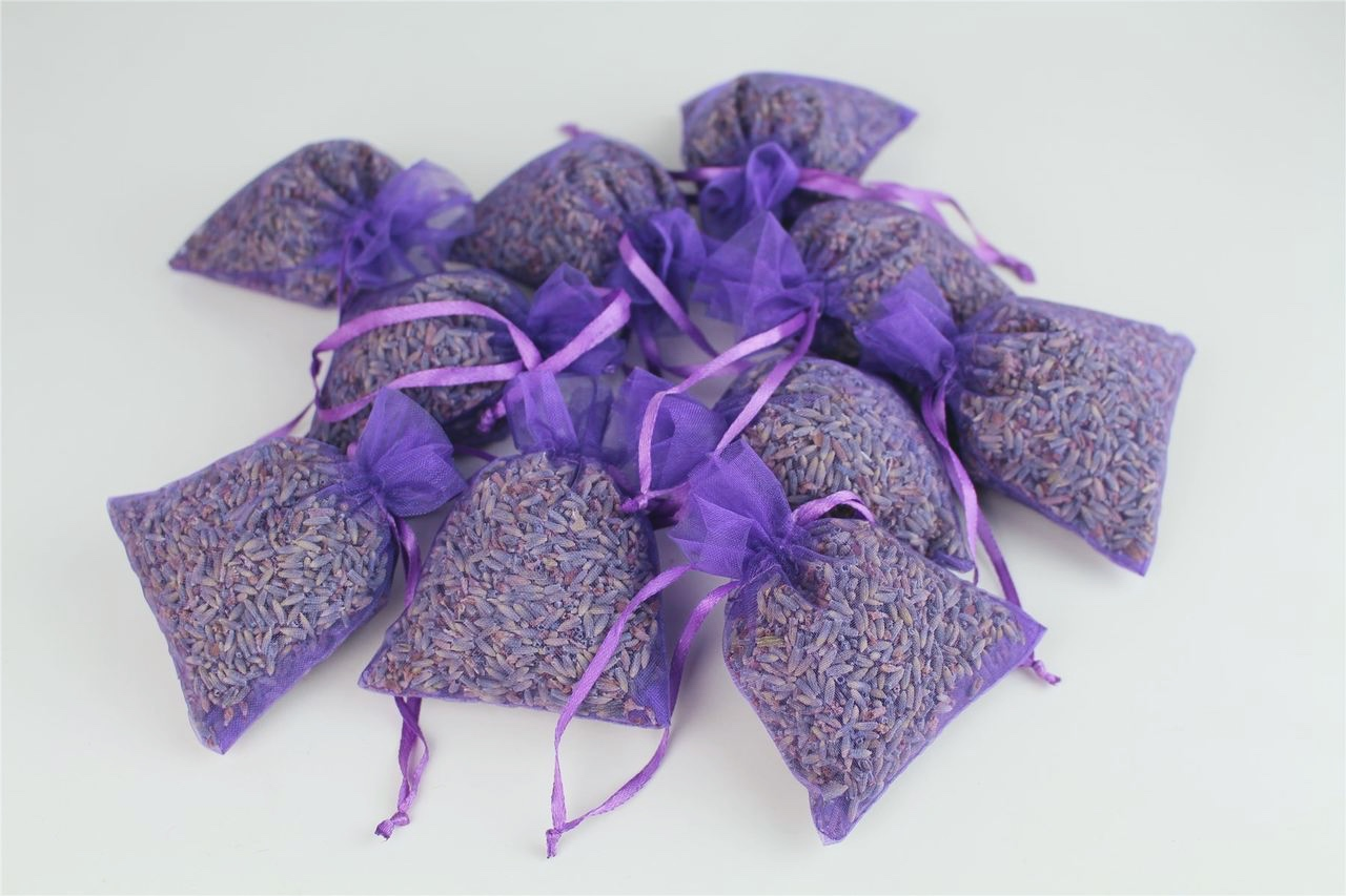 organza lavender drawer sachet pop shop america blog