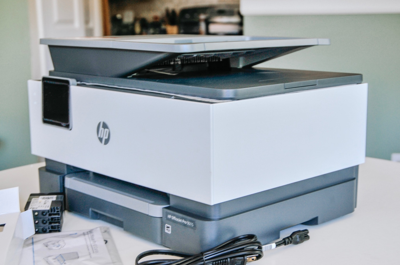 unboxing the hp officejet pro pop shop america