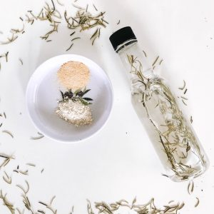 rosemary garlic infused vinegar pop shop america_square