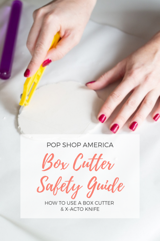 box cutter safety guide pop shop america