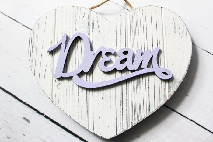 dream painted heart diy pop shop america