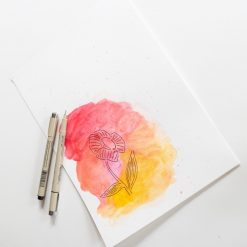 watercolor-stenciling-idea-from-the-craft-in-style-subscription-box-pop-shop-america_square