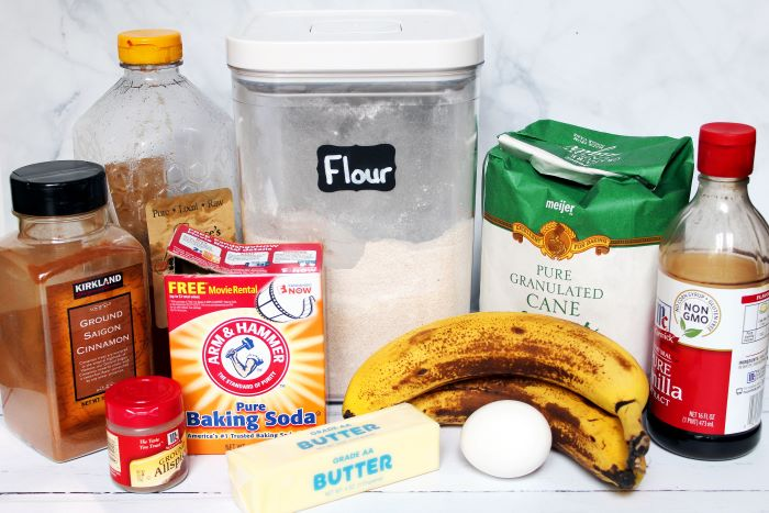banana sandwich cookies ingredients