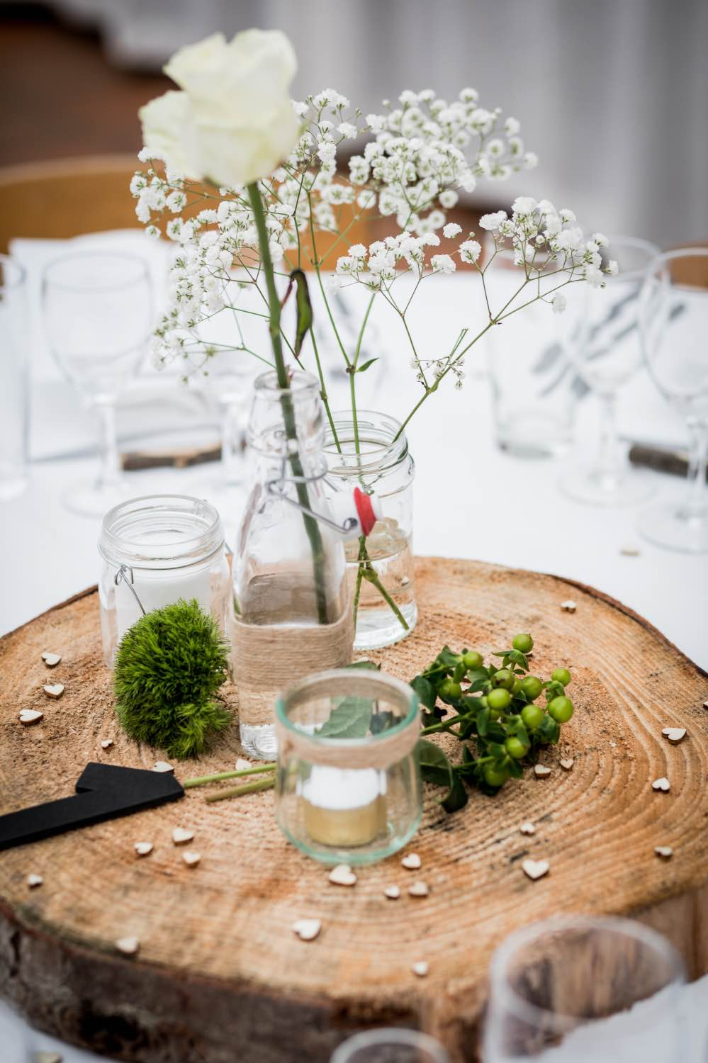 how to style mason jar flower bouquets pop shop america rustic tablescape