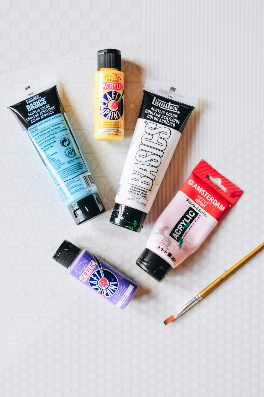 painted rope trivet diy paint supplies pop shop america