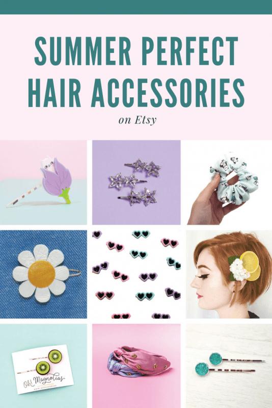 summer perfect hair accessories pop shop america