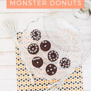 easy diy monster donuts pop shop america