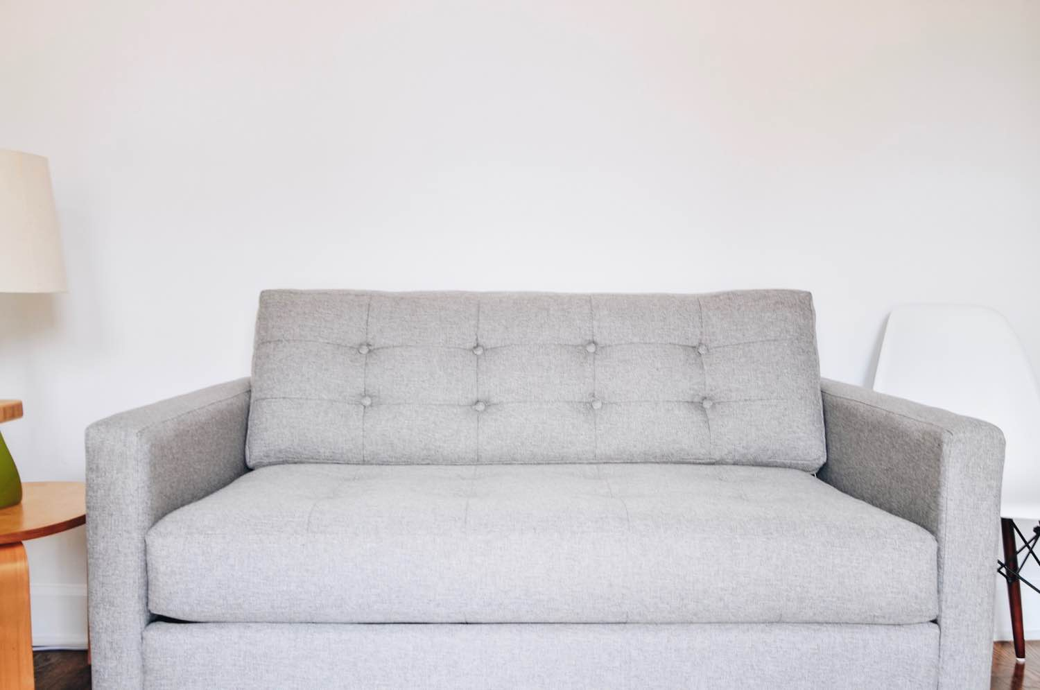 sofa without society6 pillows pop shop america