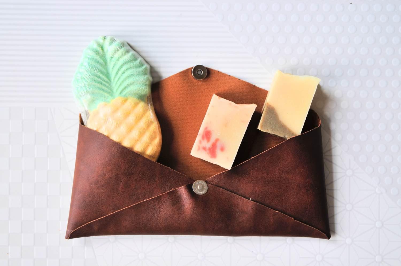 vegan leather travel case diy pop shop america blog