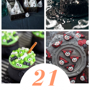 21 To Die For Halloween Dessert Treat Recipes