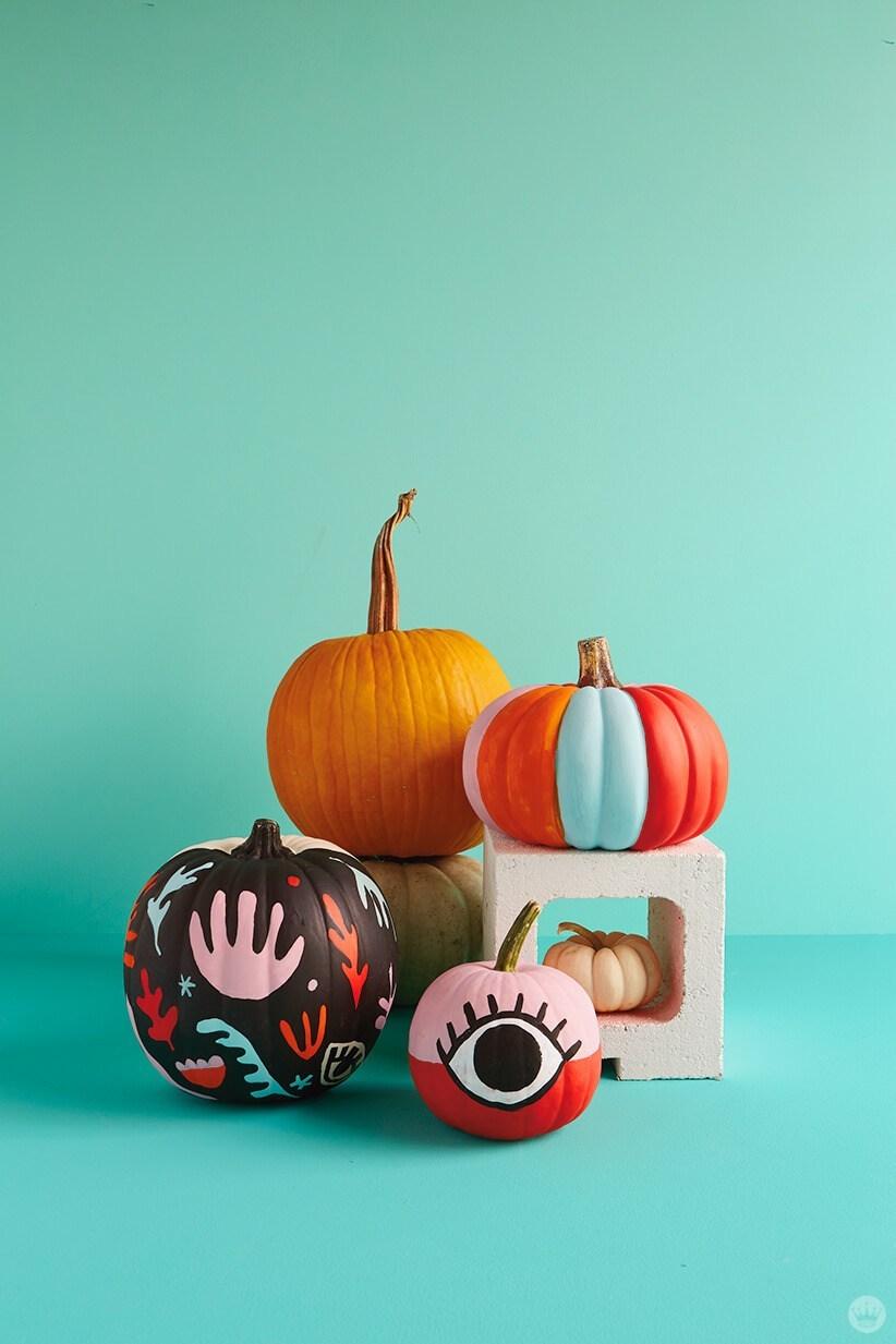 Pumpkin-Decorating-thinkmakeshareblog