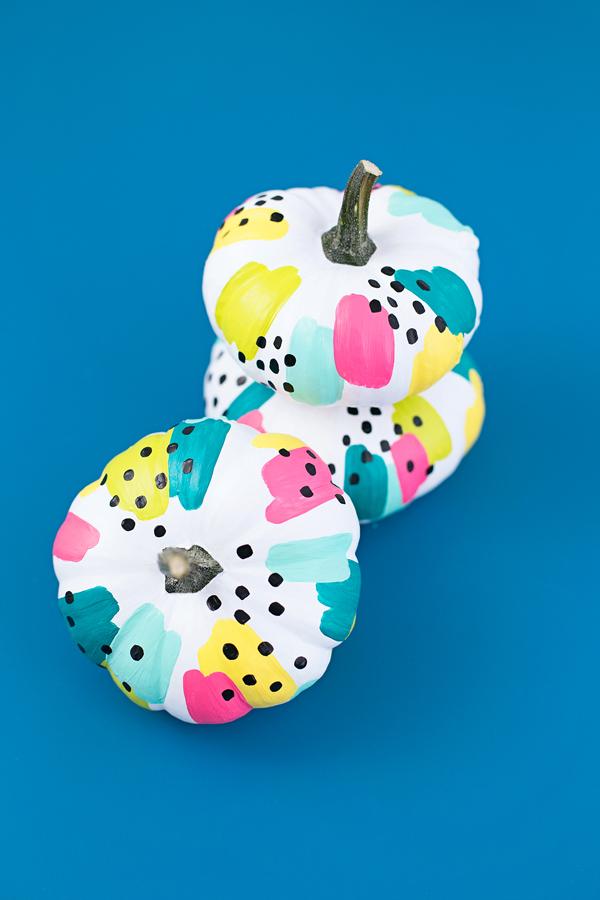 abstract-paint-pumpkins-no-carve-a-subtle-revelry