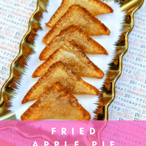 fried apple pie wontons recipe pop shop america