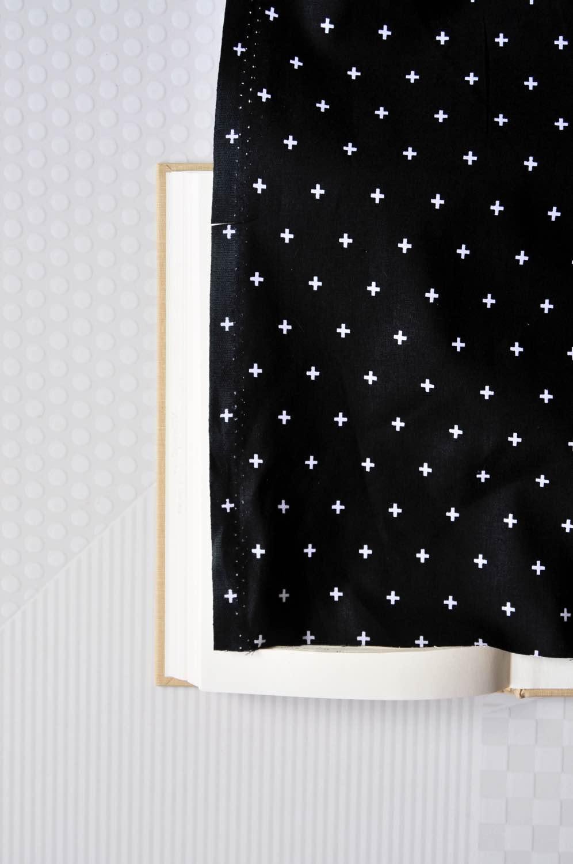how to add fabric to a diy book clutch pop shop america