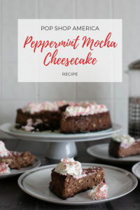 peppermint mocha cheesecake recipe pop shop america