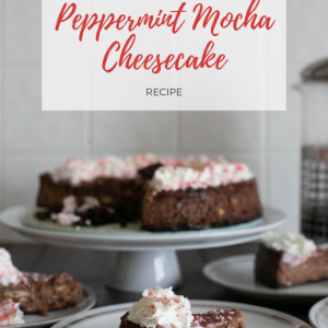 peppermint mocha cheesecake recipe pop shop america