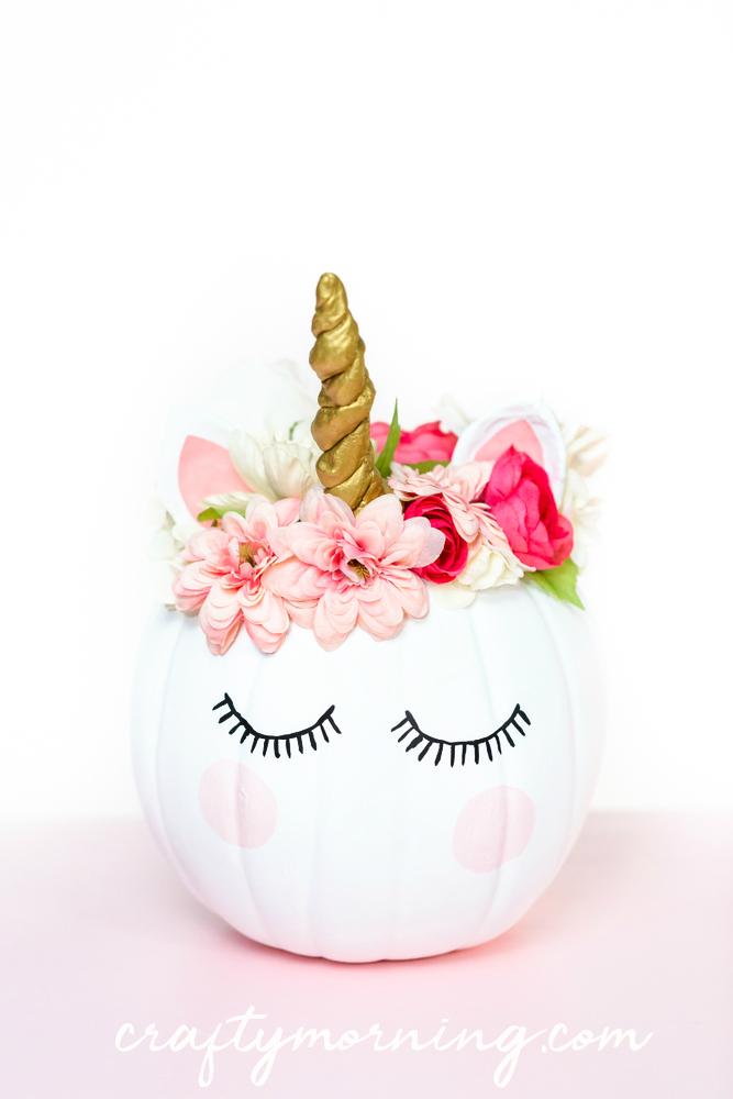 painted-unicorn-pumpkin-idea