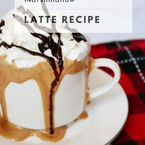 peppermint mocha marshmallow latte recipe