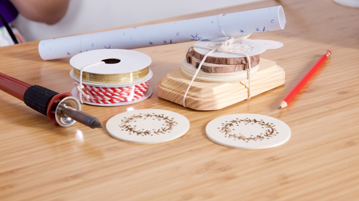 wood burning craft in style subscription box