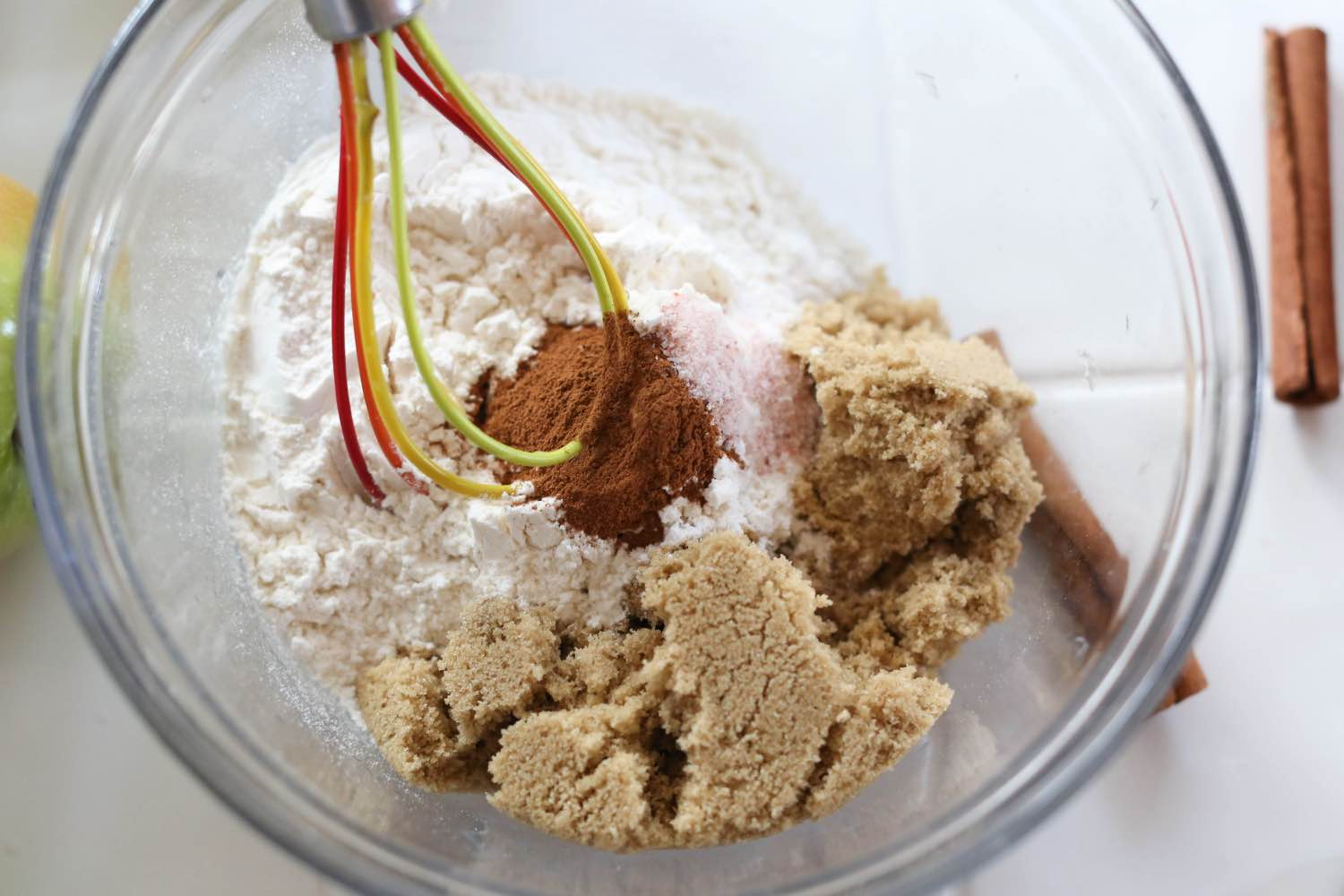 add the cinnamon to the crumble topping recipe pop shop america