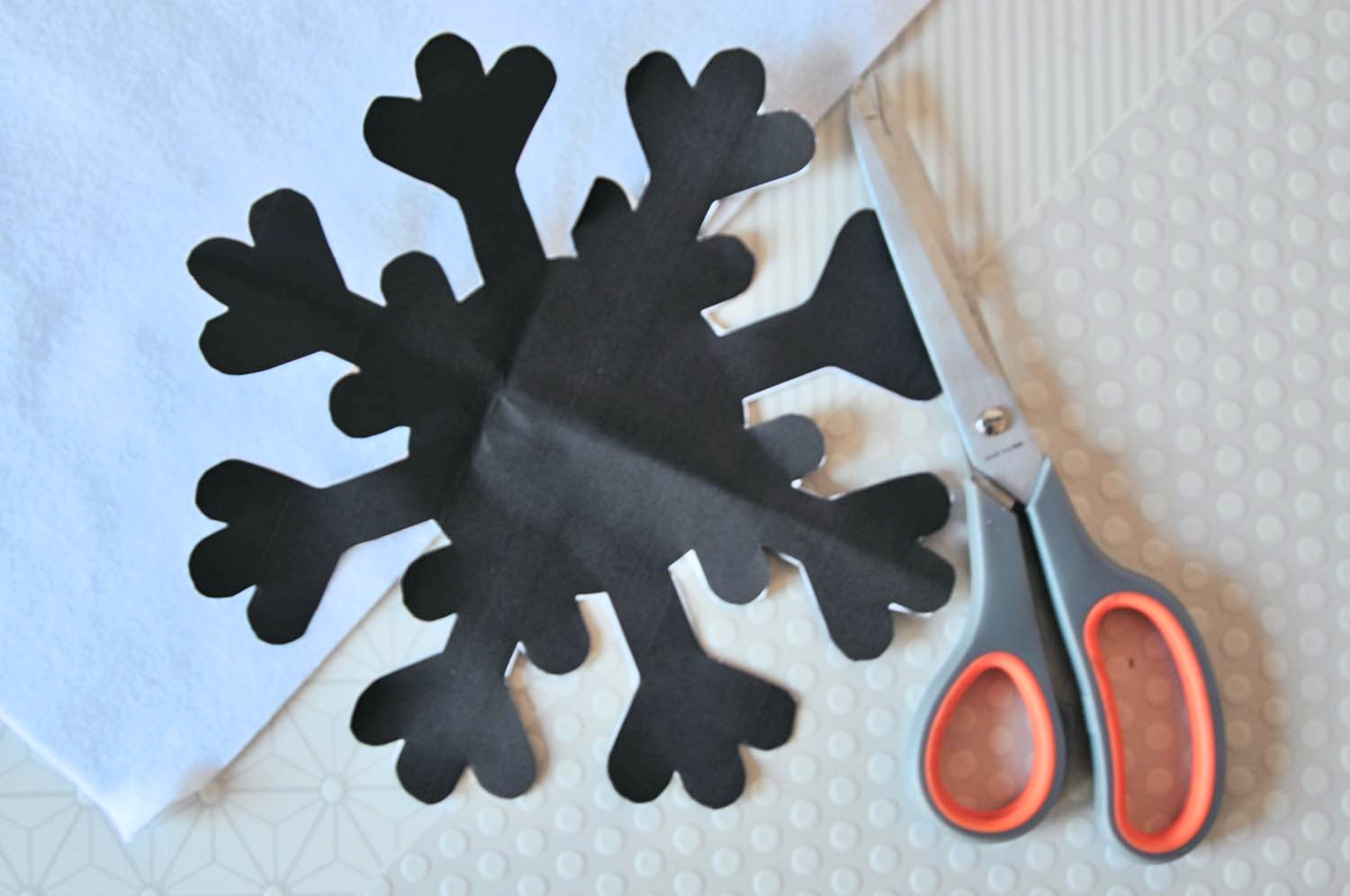 cut out the snowflake template diy pop shop america_bright