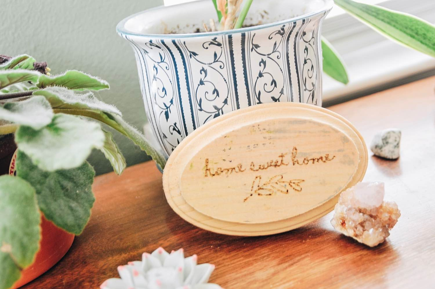 mini art with wood burning diy by pop shop america craft in style