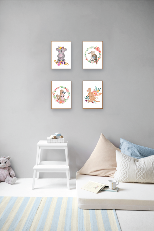 Australian-Watercolor-Animals-and-Wreaths-mock-up