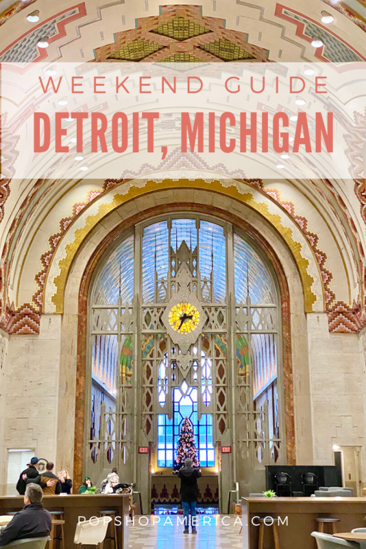 weekend guide detroit michigan pop shop america