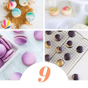 9 best macaron painting tutorials pop shop america