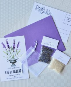 diy lavender sachet mini craft kit pop shop america