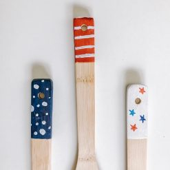 finished-red-white-and-blue-painted-kitchen-utensils_square