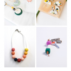 11 cool diy polymer clay bead projects pop shop america