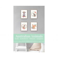 Australian-Watercolor-Animals-and-Wreaths-ver2-square