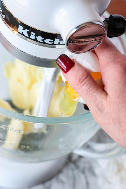 add eggs to the vanilla cupcake batter pop shop america