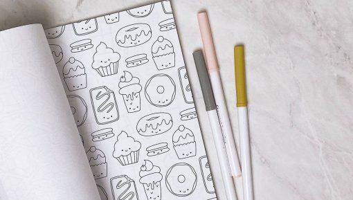 color happy book one coloring book pop shop america