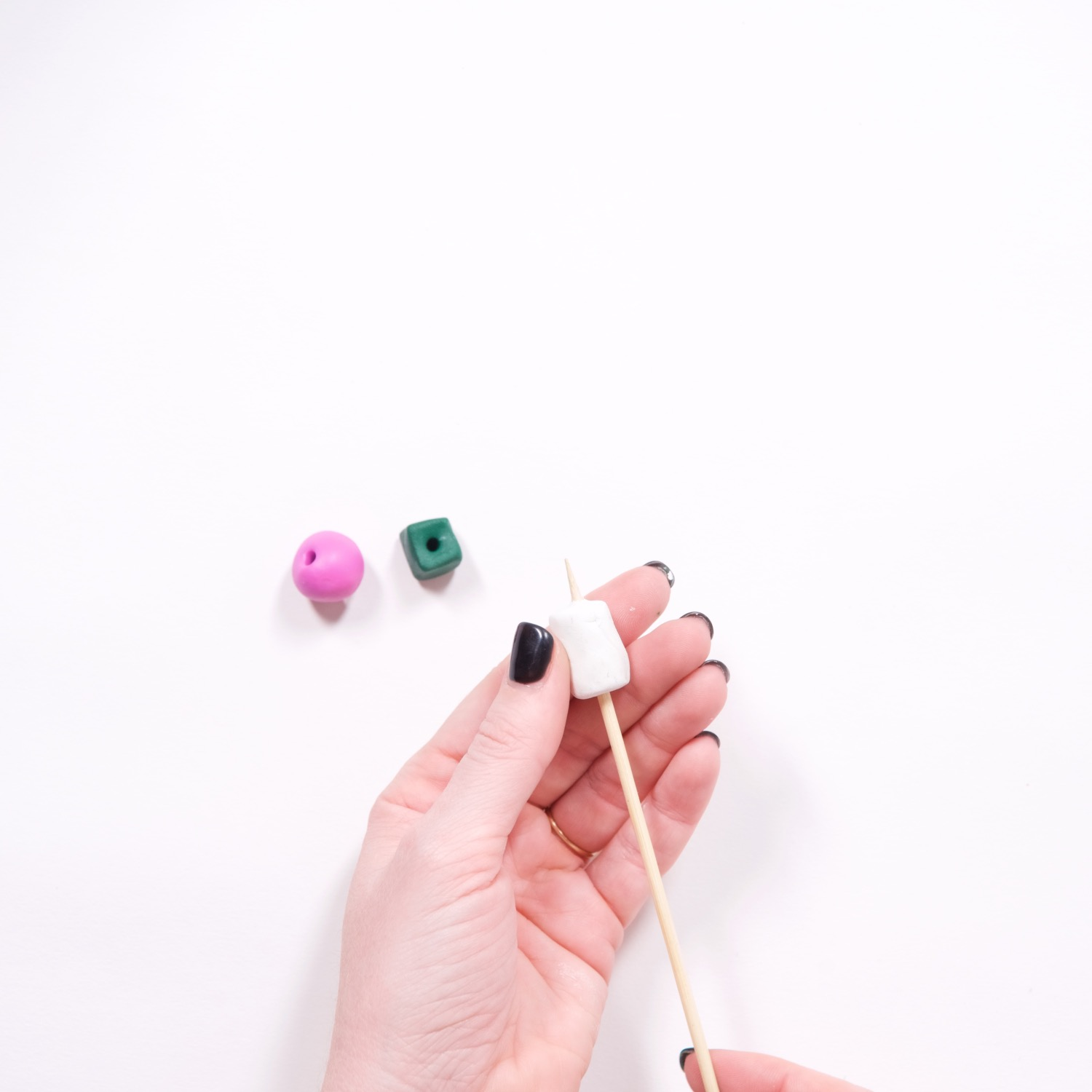 how to make clay beads craft in style subscription box instructions