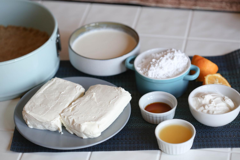 ingredients no bake cheesecake recipe pop shop america