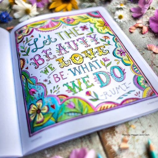 inside create magic adult coloring book pop shop america