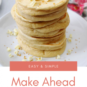 make ahead pancake mix recipe pop shop america