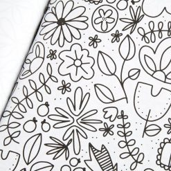 pattern play #2 coloring book illustrations detail