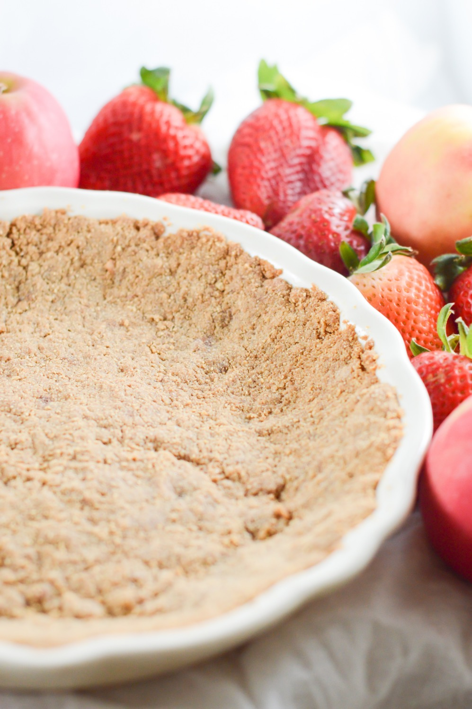 recipe for simple graham cracker crust pop shop america