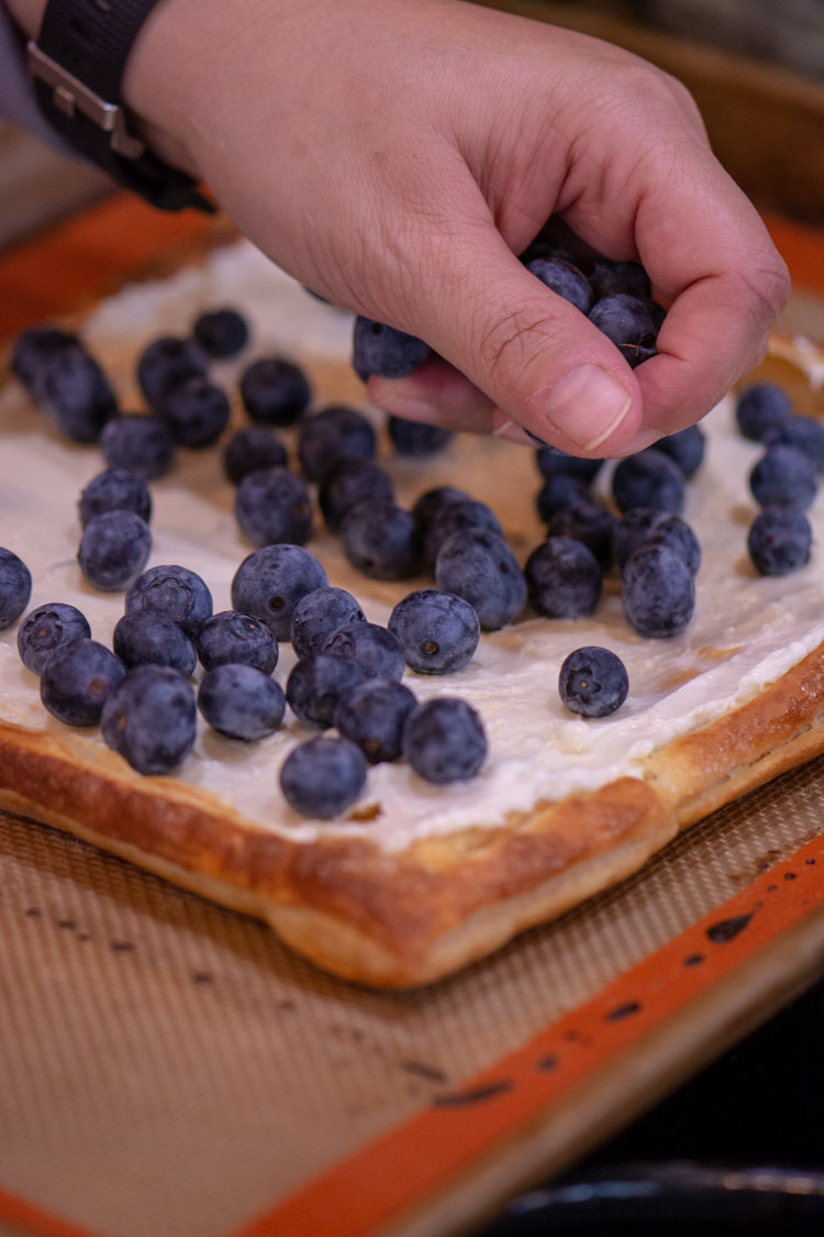 Place-Blueberries-on-the-Dessert