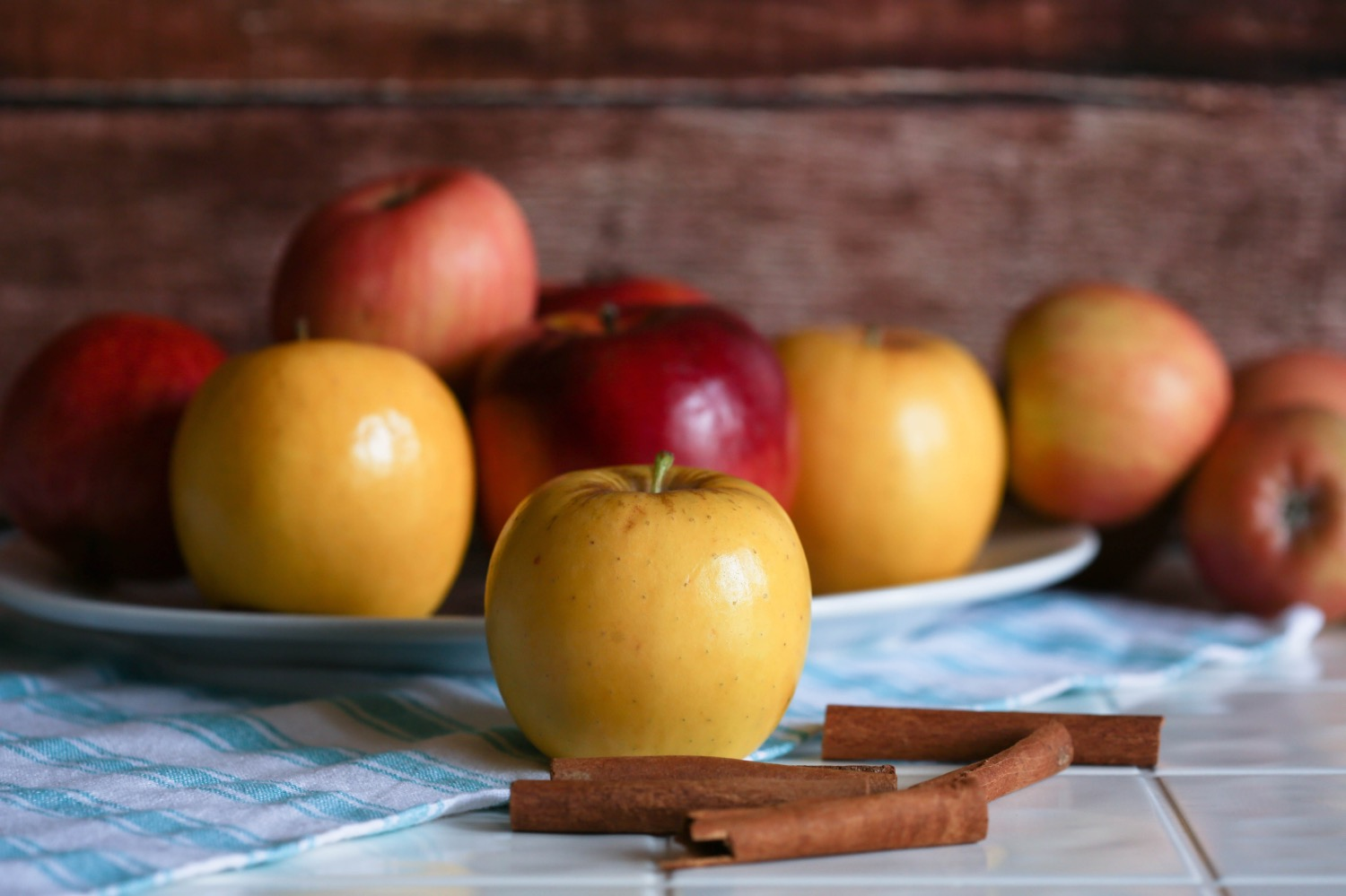 apples supplies to make baked apples recipe